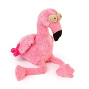 FuzzYard - Flo the Flamingo Dog Toy