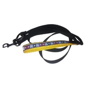 SpiffyDog - Yellow Star Pattern Dog Lead