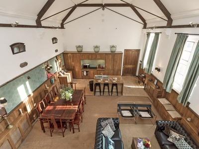 Chetwynd Lodge, Staffordshire, Stafford