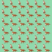 Kate Garey - Mr Fox Gift Paper