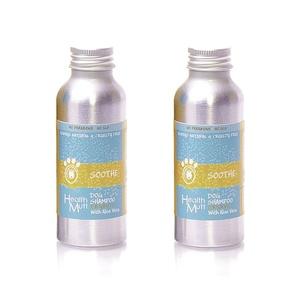 Soothe Organic Dog Shampoo 100ml (x2)