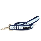 Salt Dog Studios - Blue Beach Huts Dog Lead