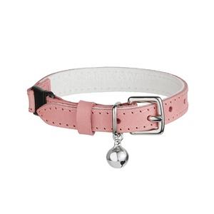 Strawberries & Cream Cat Collar - Pink