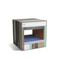 Bloq Eco Pet Bed & Side Table 6