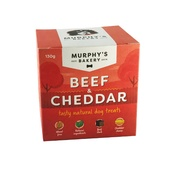 Murphy's Bakery - Beef & Cheddar Bites Dog Treats x 3