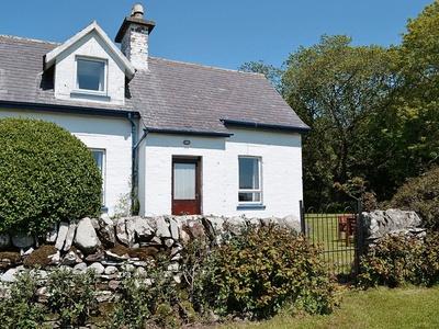 Olafs Cottage, Newton Stewart, Garlieston