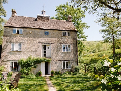 Owlpen Manor - Grist Mill Cottage