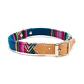 Blue INCA Dog Collar