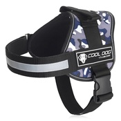 Cool Dog Club - Cool Dog Camouflage in Camo Blue