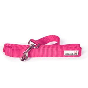 Bold Dog Lead – Pink