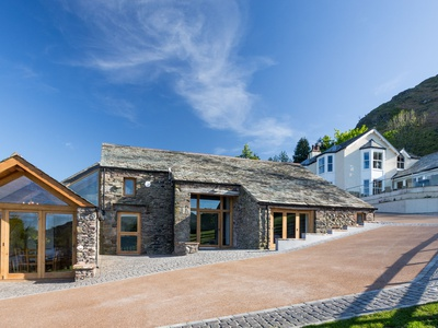 Waternook Lakeside Accommodation - Great Barn, Lake District