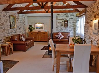 Penno Cottage, Cornwall