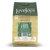 Lovejoys - Lovejoys Puppy Lamb & Rice Dry Dog Food 15kg