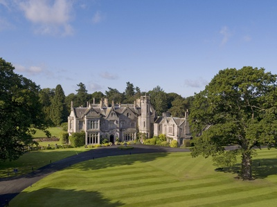 SCHLOSS Roxburghe Hotel & Golf, Scottish Borders, Kelso