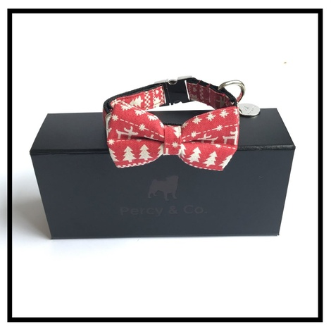 The Finland Bow Tie Collar 4