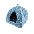 Tabby Chic Cat Igloo Bed