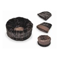 Snuggle Dog & Cat Bed - Truffle Brown