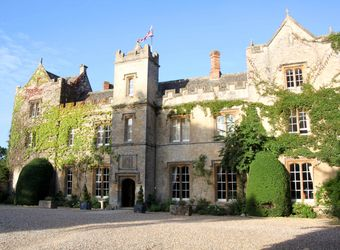 The Manor Country House Hotel, Oxfordshire