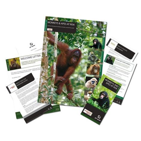 Adopt A Monkey Gift Box 2