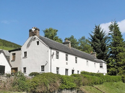 Temple House West, Highland, Drumnadrochit