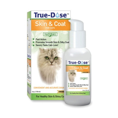 True-Dose Skin & Coat Care for Cats