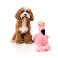 Flo the Flamingo Dog Toy 2
