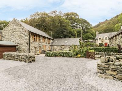 Hendoll Barn, Gwynedd, Fairbourne