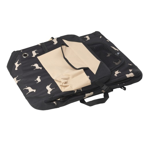 Water Resistant Print Collapsible Crate 6