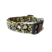 The Spotted Dog Company - Isabella Liberty Print Dog Collar