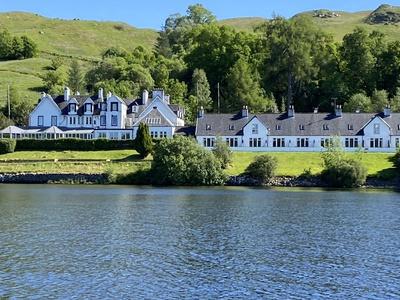 Portsonachan Hotel - Log Cabins, Argyll and Bute, Dalmally