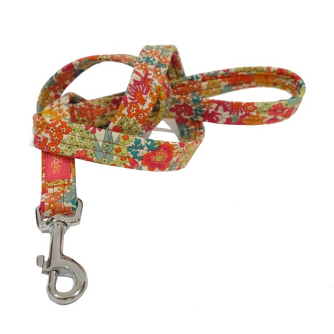 Delilah Liberty Print Dog Lead