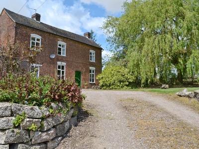 New House Farm, Derbyshire, Mercaston
