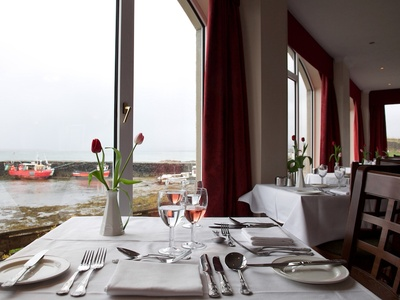 The Dunollie Hotel, Isle of Skye, Broadford