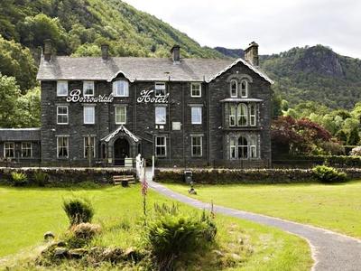 The Borrowdale Hotel, Lake District, Borrowdale