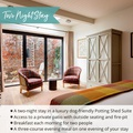 The Eastbury Hotel Exclusive Two Night Stay Voucher