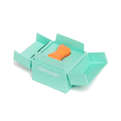 Wonderwoof Bow Tie Activity Tracker – Teal 9