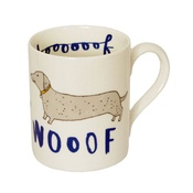 New House Textiles - Woof Mug
