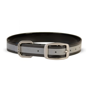 Koa Waterproof Dog Collar – Reflx Black