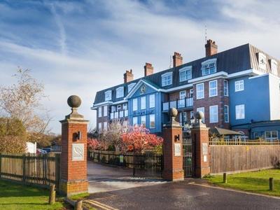 Balmer Lawn Hotel, Hampshire, Brockenhurst