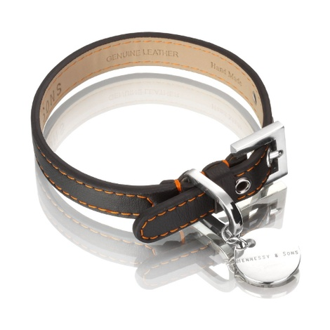 Nottingham Collar Black – Orange