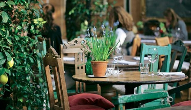 Petersham Nurseries Café 2