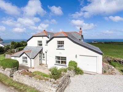 Merlins Cottage, Cornwall, Tintagel