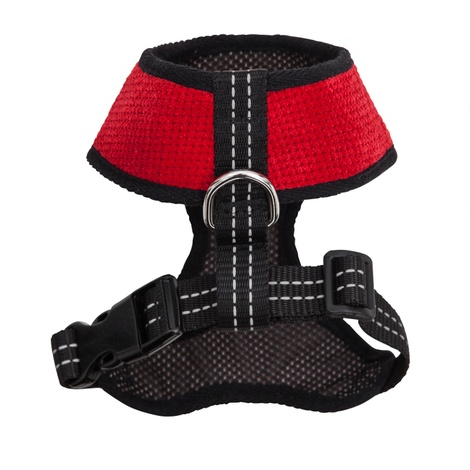 Candy Dog Harness - Red 2