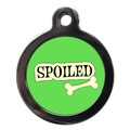 Spoiled Dog ID Tag