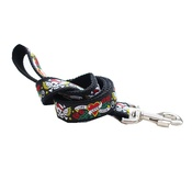 The Spotted Dog Company - Skull Tattoo Dog Lead