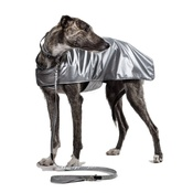 PetsPyjamas - Pawditch Silver Dog Coat