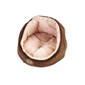 Gor Pets - Nordic Elan Cat Bed - Brown