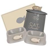 Banbury & Co - Banbury & Co Luxury Cat Feeding Bundle