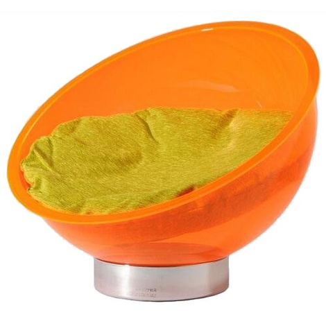 Bubble Bed Orange
