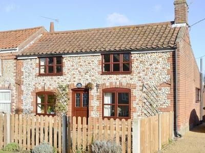 Heathcote Cottage, Norfolk, Happisburgh